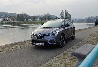 Renault Grand Scénic 1.7 dCi 150 : l'homogène #1