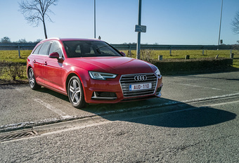 Audi A4 Avant 35 TFSI: hij doet wat moet #1