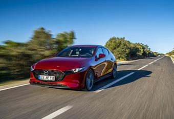 Mazda 3: Meer dan een mooi snoetje #1