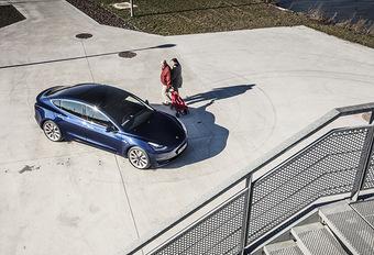 Tesla Model 3 Performance (2019) #1
