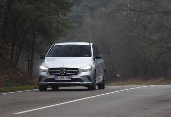 Mercedes B 200d : Crossover Hightec #1