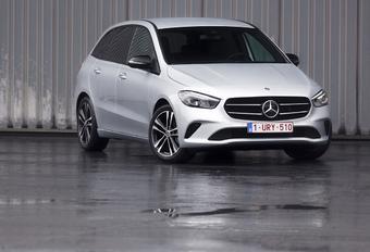 Quelle Mercedes Classe B choisir? #1