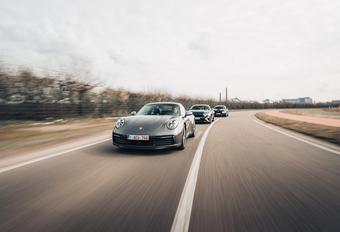 BMW M4 CS // FORD MUSTANG BULLITT // PORSCHE 911 4S : De onkreukbaren #1