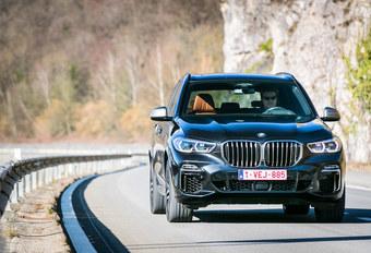 BMW X5 M50d : Tegendraads #1