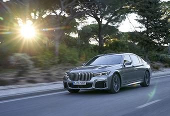 BMW Série 7 : Luxe à plein nez #1