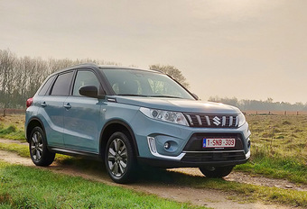 Suzuki Vitara 1.0 Boosterjet 4x4 : bonne surprise #1