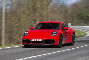Porsche 911 Carrera S : Toujours une icône #1
