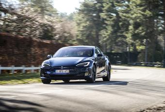 Tesla Model S Performance : Toujours meilleure #1