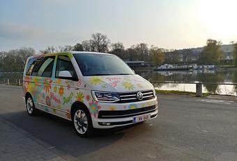 Volkswagen Multivan 2.0 TDI 150 : le plaisir de l'espace #1