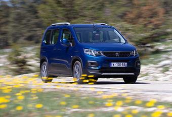 Peugeot Rifter 1.5 BlueHDi 100: bedaarde kilometervreter #1