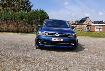 Volkswagen Tiguan Allspace 1.5 TSI DSG: Onverwacht interessant #1