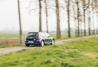 Volkswagen Golf 1.5 TGI BlueMotion (2019) #1