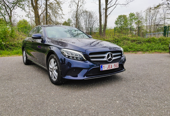Mercedes C 200 Avantgarde (2019) #1