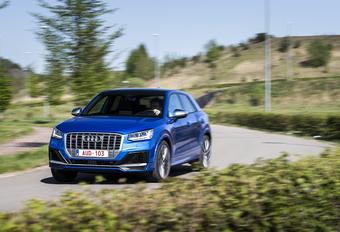 Audi SQ2 : boule de nerfs #1