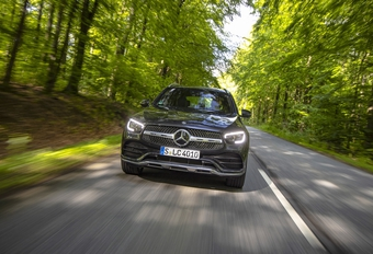 Mercedes GLC 300 d (2019)