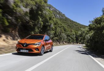 Renault Clio 1.0 Tce (2019)