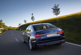 Audi S6 TDI : un gros Diesel… pour l'Europe #1