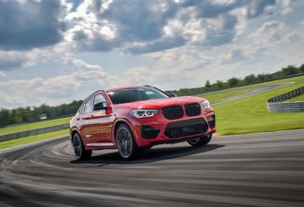 BMW X4 M Competition (2019) #1