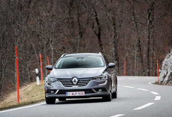 Renault Talisman Grandtour dCi 160 EDC #1