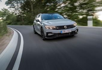 Volkswagen Passat Variant 2.0 TDI 4Motion (2019) - facelift #1