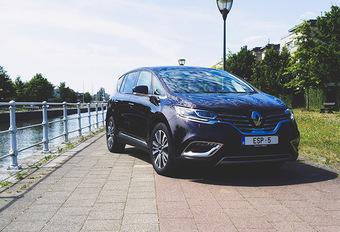 Renault Espace BluedCi 200: volwassen busje #1