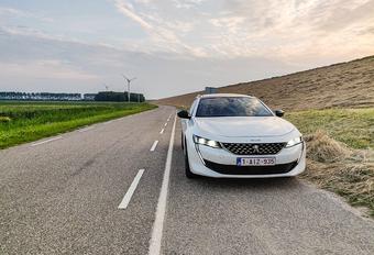Peugeot 508 SW 1.6 PureTech 180 (2019) #1