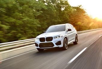 BMW X3 M: Sportief en praktisch #1