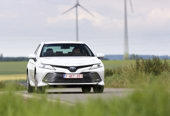 Toyota Camry : Elegant en efficiënt #1