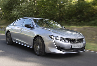 PROTOTYPETEST – Peugeot 508 Hybrid: Comfortabel en vlot #1