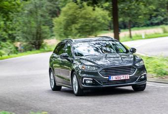 Ford Mondeo Clipper Hybrid : pour en finir avec le Diesel ? #1