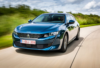 Peugeot 508 SW 1.5 BlueHDi : Gedegen instapversie #1