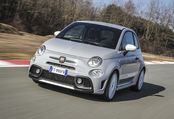Abarth 595 EsseEsse : On nous repasse les plats #1