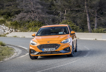 Ford Focus ST : Un parfum de RS #1