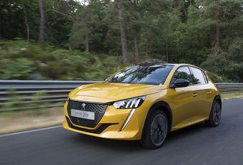 Essai prototype Peugeot 208 : changement de programme  #1