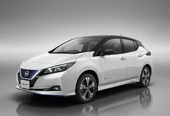 Nissan Leaf e+ : Op zoek naar kilometers #1