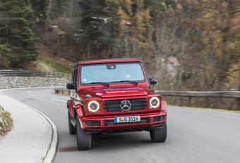 Mercedes G 350 d (2019) #1