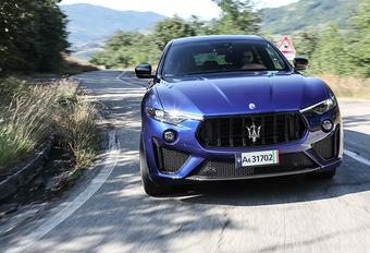 Maserati Levante GTS & Tropheo : Le Trident le plus performant #1