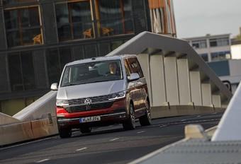 Volkswagen Multivan 6.1 2.0 TDI BiT (2019) #1