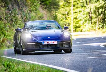 Porsche 911 Carrera 4S Cabriolet : légende à l'air libre #1