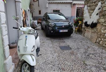 Fiat 500X 1.3 FireFly 150 DCT : Vacances sobres #1