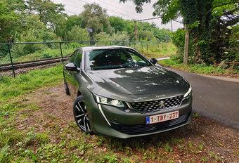 Peugeot 508 1.6 PureTech 225: Mag het iets meer zijn? #1