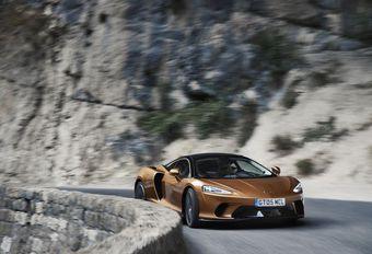 McLaren GT - sportieve GT #1