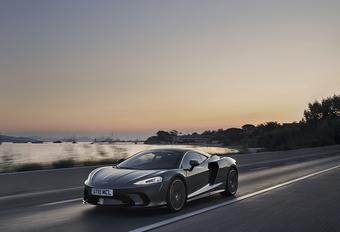 McLaren GT (2019) #1