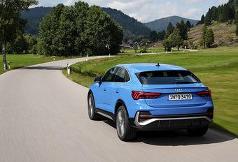Audi Q3 Sportback : dans l'air du temps #1