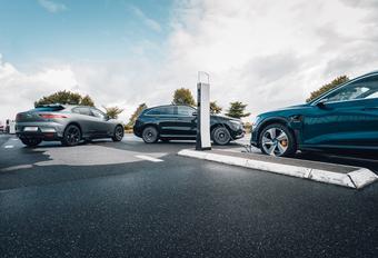 83,5% van EV's in België is bedrijfswagen #1