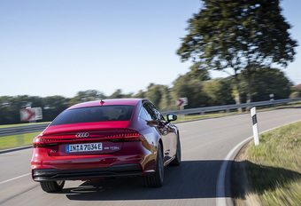 Audi A7 Sportback 55 TFSIe (2019) #1