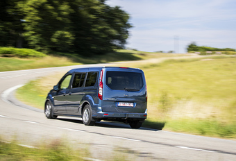 Ford Grand Tourneo Connect 1.5 TDCi (2019) #1