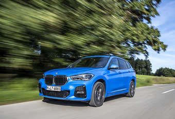 BMW X1: In de verdediging #1