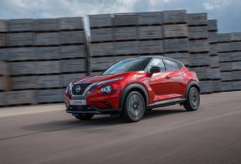 Nissan Juke: In het gelid #1