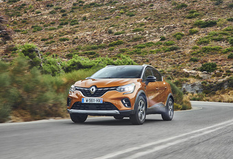 Renault Captur: Take two #1